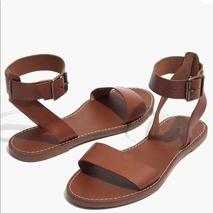 Madewell Boardwalk Sandal.